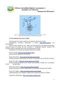 Oficina Astrolábio Digital: navegação e pesquisa na Internet Manual ... - Page 7
