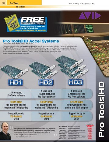 Pro Tools - medialink - Sweetwater.com