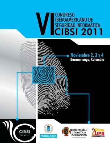 esta dirección - Criptored - Universidad Politécnica de Madrid