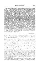 409 Kortere anmeldelser - Historisk Tidsskrift