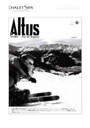 Allus - Chalet Spa