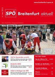 Breitenfurt aktuell - Breitenfurt - SPÖ
