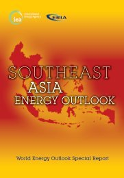 Southeast Asia Energy Outlook - WEO Special Report - International ...