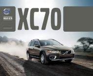 Klik her for at downloade Volvo XC70 brochure som pdf