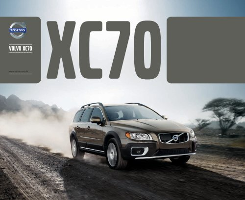 Klik her for at downloade Volvo XC70 brochure som pdf