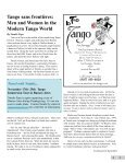 Visit the Tango Noticias Web Site Review Issue - Page 4