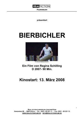 BIERBICHLER - Real Fiction Filme