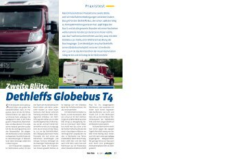 Globebus T 4 - Dethleffs