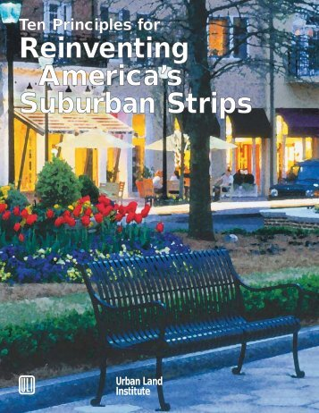 Reinventing America's Suburban Strips - Access Management