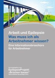 1 - Modellprojekt Epilepsie