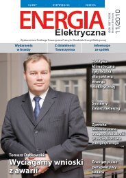 numer 11/2010 - E-elektryczna.pl