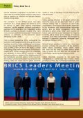 South Africa's national interest and BRICS - Page 6