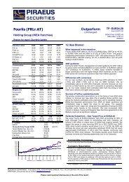 Fourlis (FRLr.AT) Outperform