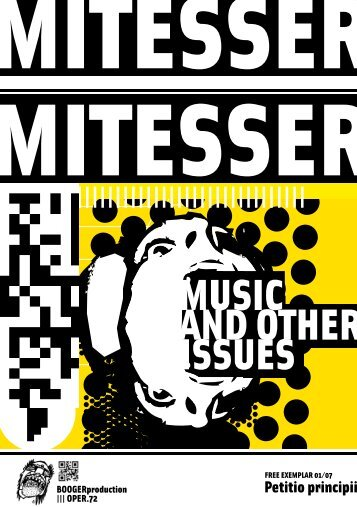 MUSIC AND OTHER ISSUES - mitesser