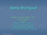 Asma Bronquial - Reeme.arizona.edu