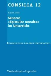 consilia 12 - Vandenhoeck & Ruprecht