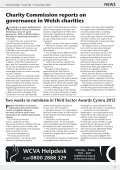 Regeneration consultation an opportunity for third sector to ... - WCVA - Page 3