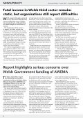 Regeneration consultation an opportunity for third sector to ... - WCVA - Page 4