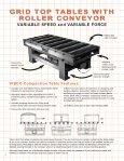 VIBRATING TABLE CATALOG - Vibco - Page 4