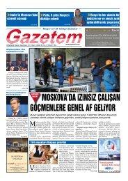 moskova'da ızınsız çalışan göçmenlere genel af gelıyor - Gazetem.ru