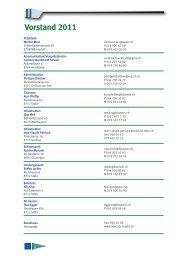 Stüürbord Ausgabe 2011-02 - Seeclub Stäfa