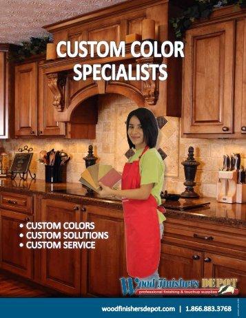 custom.color.brochur.. - Wood Finisher's Depot