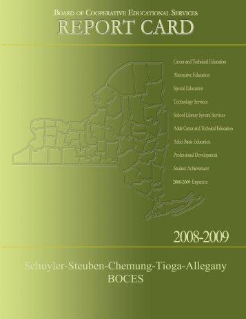 Schuyler-Steuben-Chemung-Tioga-Allegany BOCES - gst boces