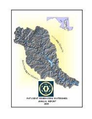 Annual Report - Washington Suburban Sanitary Commission