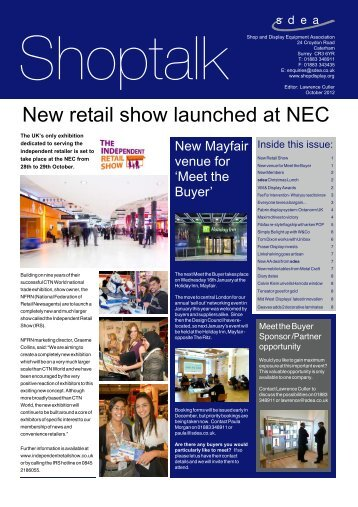 Shoptalk October 2012.pub - SDEA