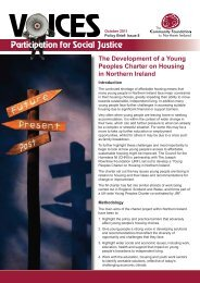The Development of a Young Peoples Charter on Housing in ...