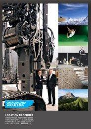 location brochure - Vorarlberg