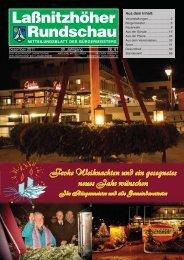 Laßnitzhöher Rundschau Dezember 2011 (als .pdf Datei ...