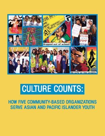 Culture Counts - National Council on Crime & Delinquency
