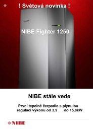 Fighter 1250 Informace o produktu - nibe-technik.cz