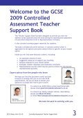 Controlled Assessment - Goffs School - Page 3
