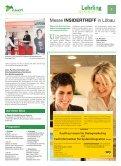 Für junge Leute, die eine Ausbildung suchen, herrscht - Zukunft in ... - Page 5