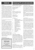 HB Nr. 1/06 - Hubertus Bern - Page 3