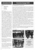 HB Nr. 1/06 - Hubertus Bern - Page 6