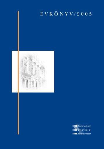 ESKI Évkönyv 2005
