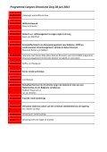 Meer informatie over programma, locatie en ... - Caransscoop - Page 5