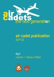 ACP 33 Volume 1 – History of Flight - 967 Air Cadets