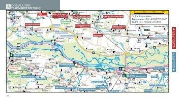 Traisental-Donauland Die verführerische Rad- und Weinregion