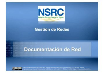 Documentación de Red - EsLaRed