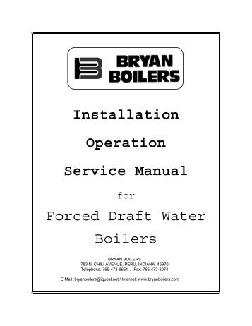 forced draft water boiler bryan boilers?quality=85 forced draft steam boiler i o manual bryan boilers bryan boiler wiring diagram at mifinder.co