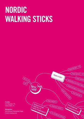 Nordic WalkiNg StickS - Lev Vel