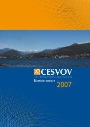 Scarica bilancio sociale cesvov 2007 (versione pdf di 3,85 Mb circa)