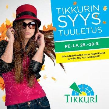 TIKKURIN - HyperIn