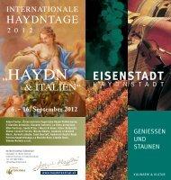 16. September 2012 - Eisenstadt