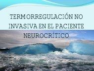 termorregulación no invasiva en el paciente neurocrítico