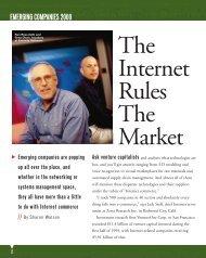 emerging companies 2000 3 - Computerworld